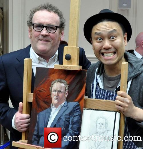 Colm Meaney by Mark Heng